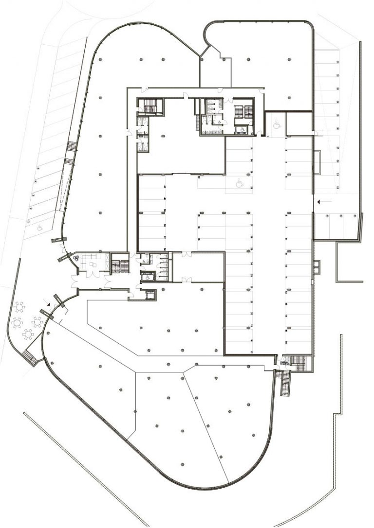 Erdgeschoss | Halten Business Center Pfäffikon Schwyz